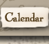 Calendar of chapter events